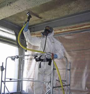 Ausbildung Arbeiten mit besonderen Gefahren Asbest