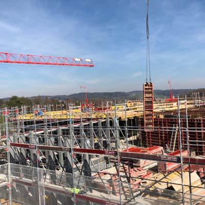 Beratung Arbeitssicherheit Gesundheitsschutz Baustellensicherheit