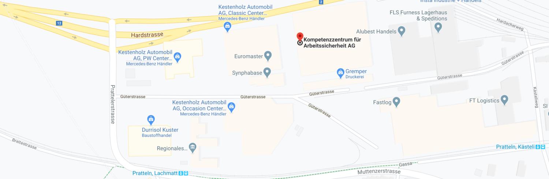 Kompetenzzentrum für Arbeitssicherheit AG