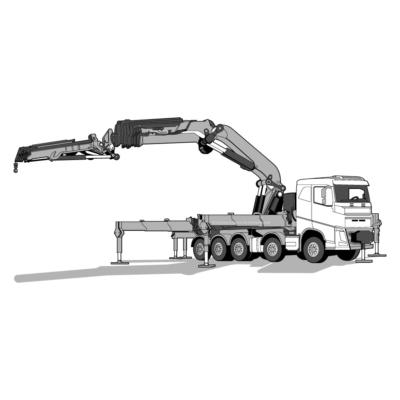 Ausbildung Fahrzeugkran suva-anerkannt Lastwagenladekran