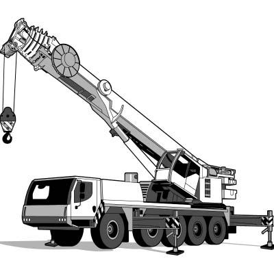 Ausbildung Fahrzeugkran suva-anerkannt Mobilkran