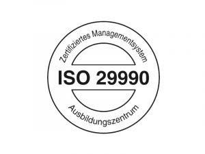 Ausbildung Arbeitssicherheit Ausbildungszentrum ISO